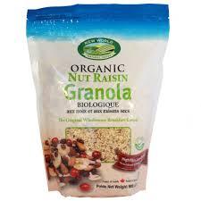 Pumpkin Flaxseed Granola Nutrition Info by Pumpkin Flax Granola Org U2014 New World Foods Organic U0026 Natural