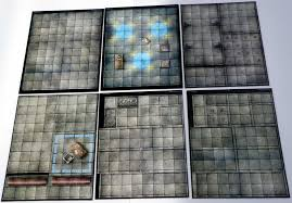 dungeons and dragons tiles master set dt2 arcane corridoors dmdavid