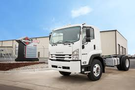 The 2018 Isuzu FTR Officially Under Production
