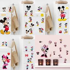 Mickey And Minnie Mouse Bath Decor by Sale Mickey Mouse Minnie Mouse Bathroom Decoration Cartoon
