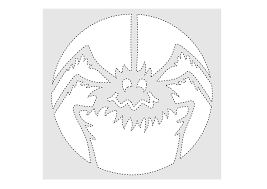 Werewolf Pumpkin Stencil by Pumpkin Carving Halloween Drawings U2013 Halloween Wizard