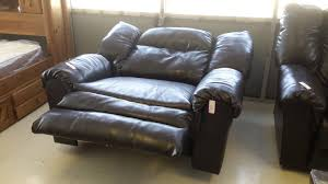 Manhattan Sectional Sofa Big Lots by Furniture Simmons Recliner Simmons Flannel Charcoal Sofa