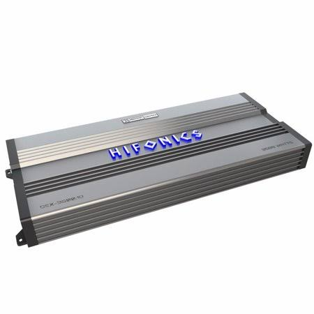 Hifonics Gex-3500.1d Car Audio Subwoofer Amplifier - 3500W