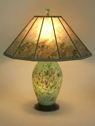 Mica Lamp Shade Replacement by Lindsay Fine Art Glass Lamp U0026 Sea Turtles Mica Lamp Shade Sue