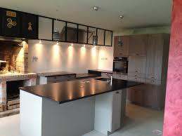 plan cuisine granit charming cuisine et ilot central 5 cuisine authentique plan de