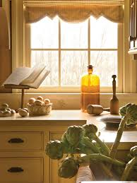 Kitchen Curtain Ideas Pictures by Small Kitchen Window Treatments Hgtv Pictures U0026 Ideas Hgtv