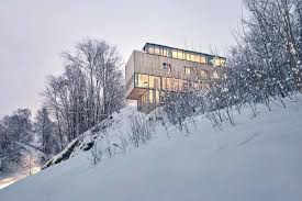 100 Two In One In House Reiulf Ramstad Architects