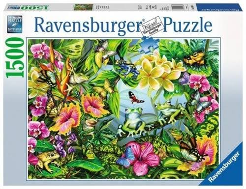 Ravensburger 16363 Find The Frogs Jigsaw Puzzle (1500 Piece)