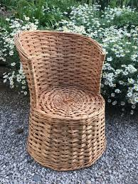 Good Quality Wicker Tub Chair Made From Somerset Willow | In Newton Abbot,  Devon | Gumtree Willow Twill Fabric Eiffel Beige Rocking Chair By Leisuremod Bentwood Stock Photos Asta Recline Comfy Recliner From Mocka Nz Chairs Patio The Home Depot Brylanehome Roma Allweather White Antique With Cane 3 Outdoor Swivel Glider Set Tikkawalacom Childs Lincoln Rocker I Refinished And Recaned It Amazoncom Blxcomus Garden Three Maya Vintage Used For Sale Chairish Lloyd Flanders High Back Wicker Porch
