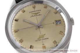 Longines Ultra Chron steel automatic Kal 431 Ref 8301 3 VINTAGE