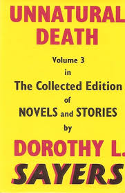 Unnatural Death By Dorothy L Sayers