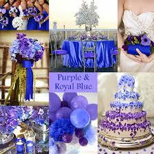 Purple Wedding Color bination Options