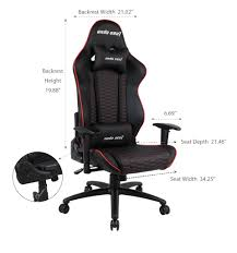 Anda Seat AD4-07 Gaming Chair Black Gxt 702 Ryon Junior Gaming Chair Made My Own Gaming Chair From A Car Seat Pcmasterrace Master Light Blue Opseat Noblechairs Epic Series Blackred Premium Design Finest Solid Steel Frame Plenty Of Adjustment Easy Assembly Max Dxracer Formula Black Red Ohfh08nr Noblechairs Introduces Mercedesamg Petronas Licensed Rogueware Xl0019 Series Ackblue Racer Gaming Chair Redragon Metis Ackblue Vertagear Racing Sline Sl5000 Chairs 150kg Weight Limit Adjustable Seat Height Penta Rs1 Casters Most Comfortable 2019 Ultimate Relaxation Da Throne Black Digital Alliance Dagaming Official Website