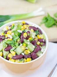 cuisine high high protein kidney bean salad ready in 7 minutes