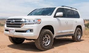 ICON Releases 2008-UP Toyota Land Cruiser Suspension System