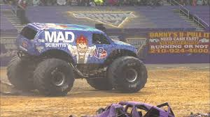 Mad Scientist Monster Jam Truck - Freestyle -San Antonio 2016 ... Monster Jam San Antonio 2017 Hlights Show 2 Youtube Photos Texas El Toro Loco Freestyle Monster Jam 2016 Tx 2014 Winner 12416 Grave Digger 100 Truck Tickets 2015 Tx1 Zombie Hunter Tx 11015 Marks 20th Anniversary In Alamodome Trucks Reveals At World Finals