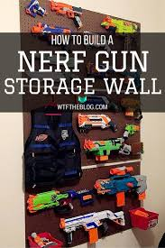 25 best nerf storage ideas on pinterest nerf gun storage toy