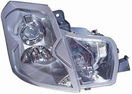 cadillac cts replacement headlight assembly w o washer