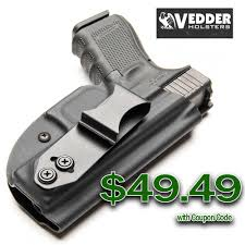 Vedder LightTuck IWB Holster $49.49 W/ Code (or 10% Off All Vedder Gear) Vedder Lighttuck Iwb Holster 49 W Code Or 10 Off All Gear Comfortableholster Hashtag On Instagram Photos And Videos Pic Social Holsters Veddholsters Twitter Clinger Holster No Print Wonderv2 Stingray Coupon Code Crossbreed Holsters Lens Rentals Canada Coupon Gun Archives Tag Inside The Waistband Kydex