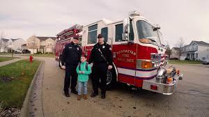 100 Truck Movies Marlo Rides A Fire Manhattan Illinois Fire Department