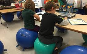 Ball Seats For Classrooms by 2015 Grants In Action Brunswick Community Education Foundation