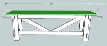 rustic bench plans plans diy free download garden bridge plans