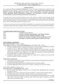 Resume Samples For Banking Professionals Professional Sample Format Experienced