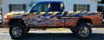 100 Cool Paint Jobs On Trucks 2003 Gmc Sierra 4x4 Z 71 Unebelievable Custom Job 6 In Lift