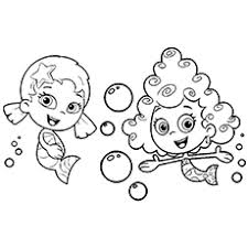 Deema And Oona Coloring Page