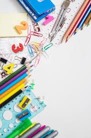 fournitures de bureau fournitures de bureau coloré télécharger des photos gratuitement