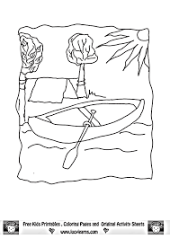 Free Printable Summer Camp Coloring Pages Camping Lucy Learns For Kids