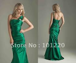 evening dresses in emerald green best dressed