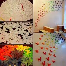 Easy Art And Craft Ideas For Home Decor Pertaining To
