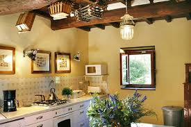 Tuscan Style Kitchens Italian Home Decorating Ideas