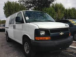 2008 Chevrolet Express Cargo For Sale In West Palm Beach FL