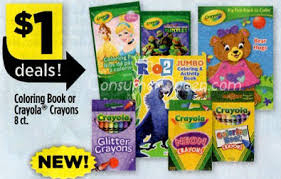 Crayola Glitter Crayons Dollar General Coupon Policy
