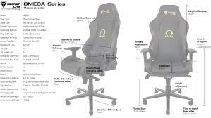 Type Of Chairs For Office by There U0027s A New Competitor For Gaming Chairs In Australia Kotaku