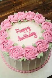 Best 25 Pink birthday cakes ideas on Pinterest