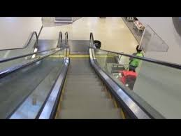 2 2014 Schindler Escalators at Nordstrom Rack in Manhasset NY