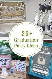 Graduation Decoration Ideas 2017 by Diy Graduation Party Ideas The Idea Room