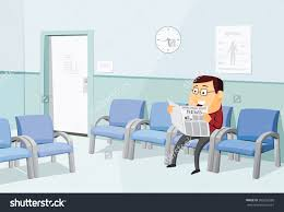 1769 Waiting Free Clipart - 3