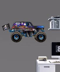 100 Monster Truck Decals Jam SonUva Digger Fathead Jr Wall Decal Set Of Five Zulily