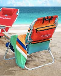 Tommy Bahama Backpack Cooler Chair by Tommy Bahama Chairs Beach Blue Tommy Bahama Backpack Cooler Beach