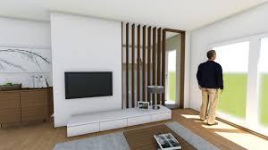 blick auf den neuen durchgang der küche ins wohnzimmer