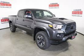 New 2019 Toyota Tacoma 2WD TRD Sport Double Cab Pickup In Escondido ... Preowned 2017 Toyota Tacoma Trd Sport Crew Cab Pickup In Lexington 2wd San Truck Waukesha 23557a 2018 Charlotte Xr5351 Used With Lift Kit 4 Door New 2019 4wd Boston Gloucester Grande Prairie Alberta Sport 35l V6 4x4 Double Certified 2016 Escondido
