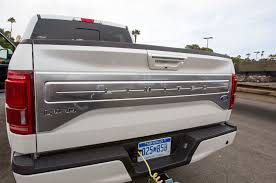 2016 Ford F-150 Limited Is New Half-Ton Flagship Looking For A 5th Wheel Tailgate Camera Ford Truck Enthusiasts Replacing A On F150 16 Steps Beer Pong Table Dudeiwantthatcom Fseries Truck F250 F350 Backup Camera With Night Vision Decklid For 2006 Superduty Bed Liner The Official Site Accsories This Can Transform Your Tailgate Experience How To Use Remote Open 2015 Youtube New Pickup Features Extendable Teens Getting 2018 Raptor Choice Of Two Different Message And Cool License Plate Flickr 2016 2017 Blackout Stripes Route Tailgate 3m