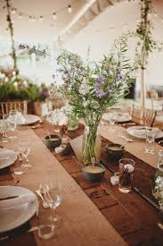 Connemara Ireland Wedding With Rustic Decor Stretch Tent Marquee