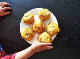rezept hafer apfel möhren brötchen für kinder babyartikel