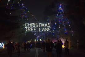 Christmas Tree Lane Fresno by Christmas Tree Lane Prepares For Holiday Season The Feather Online