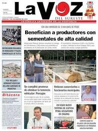 Calaméo Diario La Voz del Sureste